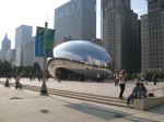 'The bean' in Millenium Park