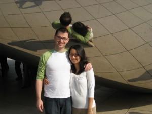 Greg and Yenari