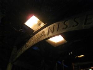 Chez Panisse sign